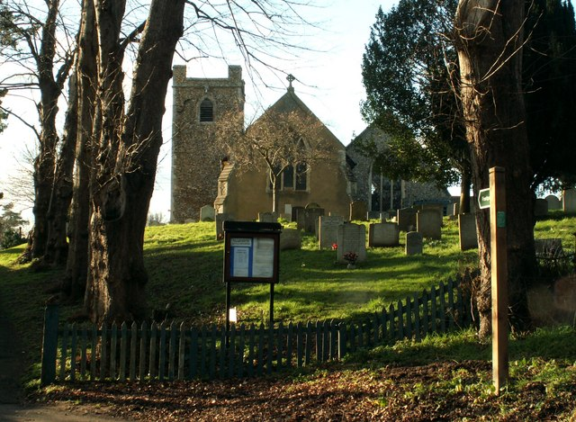 All Saints church, Little Bealings, Suffolk