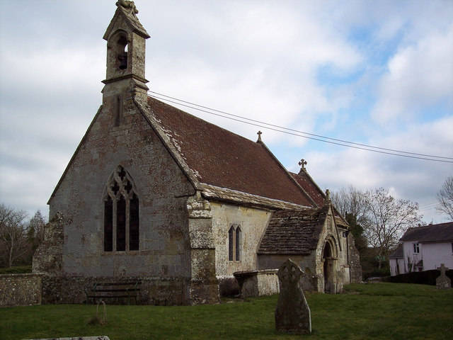 The Church of St Cosmos and St Damian at Sherrington