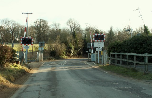 Level Crossing at Little Bealings