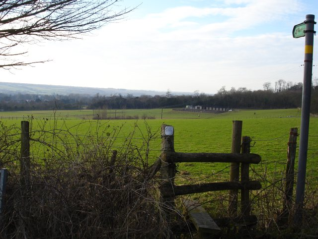 Footpath to Harrietsham
