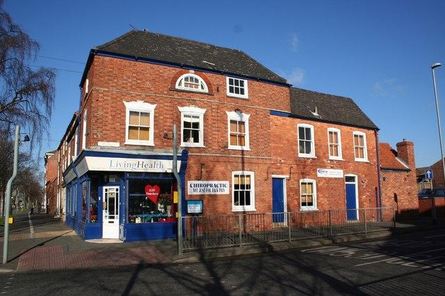 Former Roberts's Shop