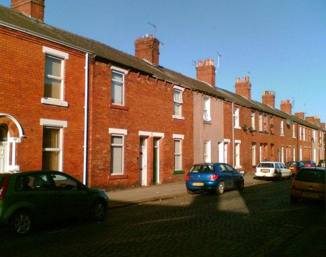 Alexander Street, Carlisle