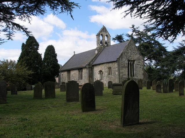 St Everilda's, Nether Poppleton