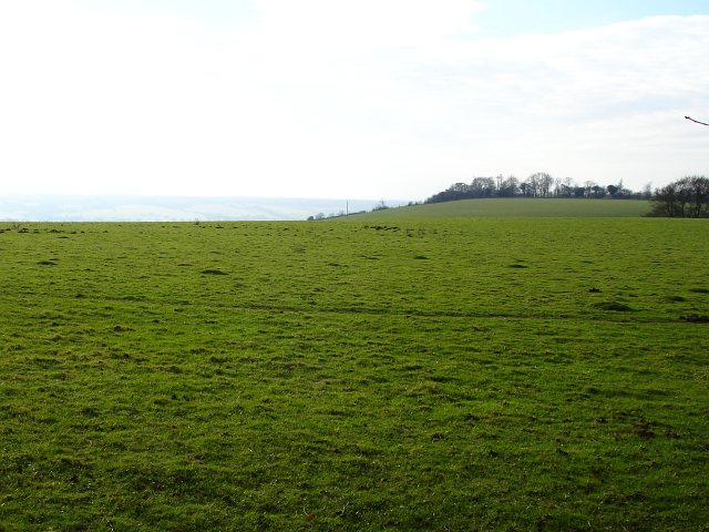 The top of the downs