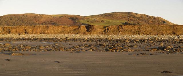 Beach and Hills