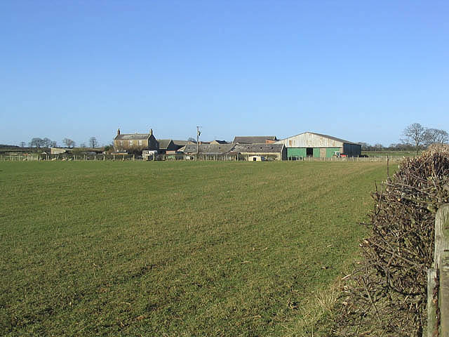 East Fleetham Farm