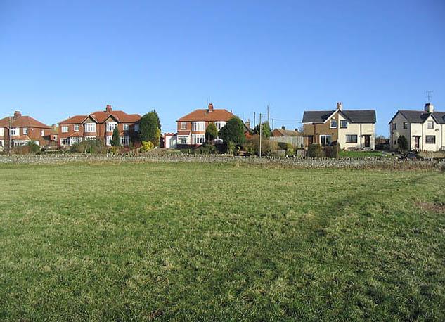 Houses at Embleton