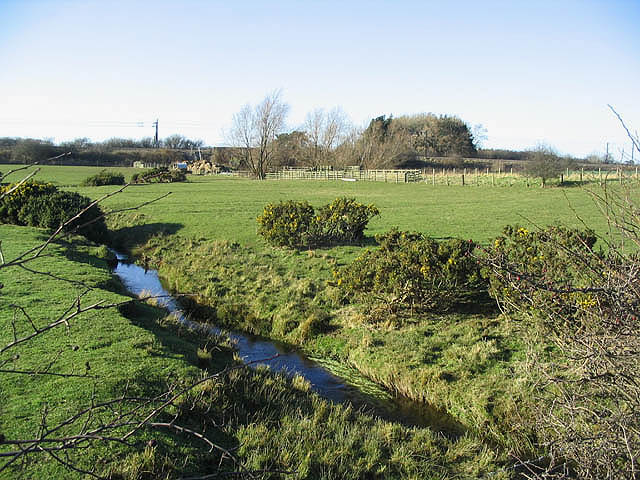 Embleton Burn at Prickley Bridge