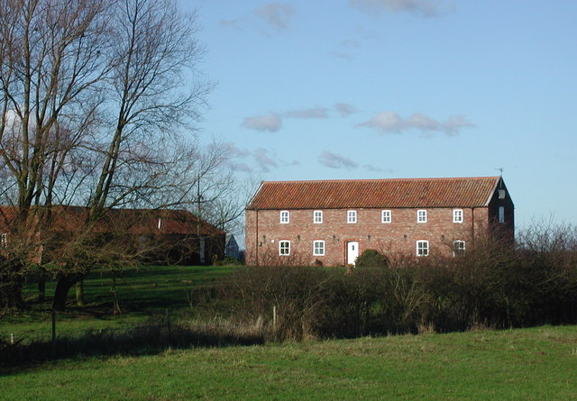 Cote House Farm, Halsham