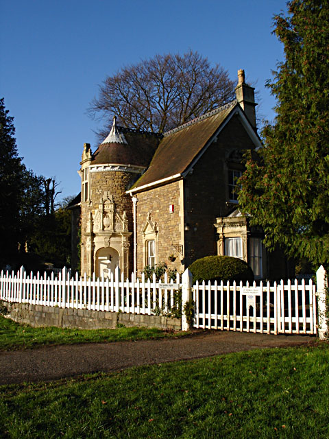 Lodge to St Monica's Home of Rest