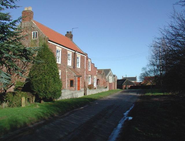 Pinfold Lane, Roos