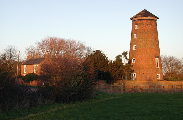 The Old Windmill, Burton Pidsea