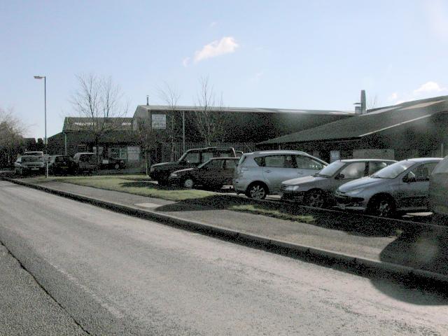 Airfield Industrial Estate, Ashbourne