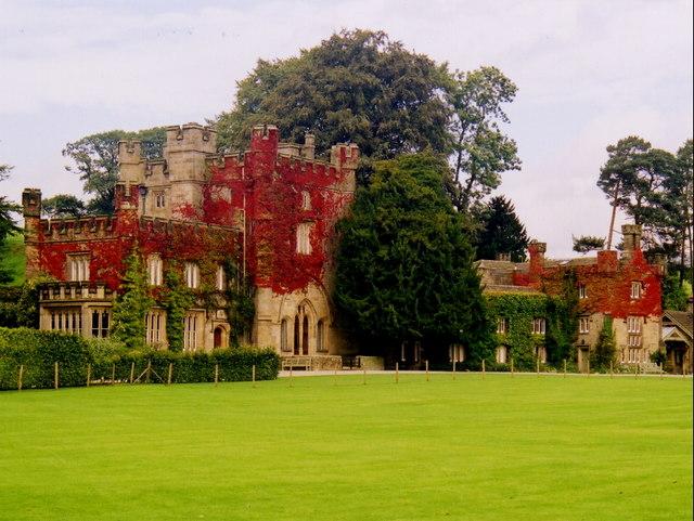 Bolton Hall