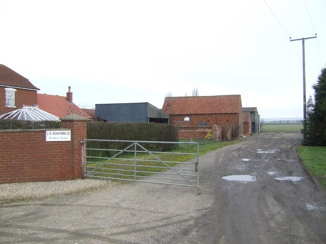 Glentham Grange Farm
