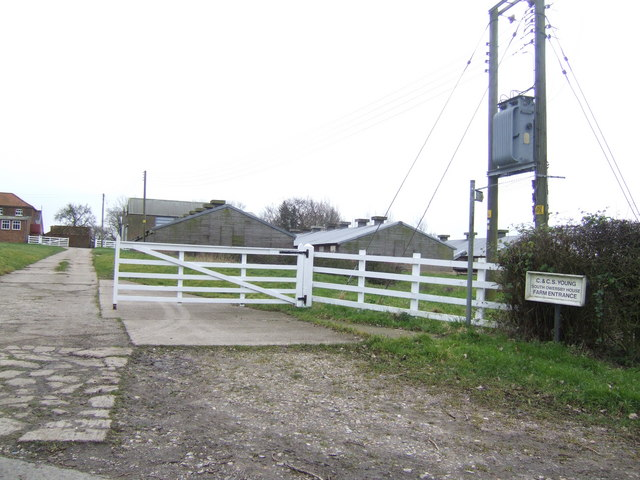 South Owersby Farm