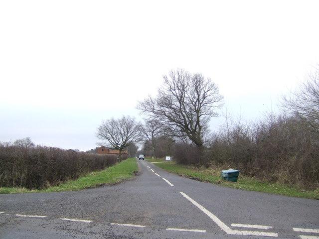 Sand Lane, Osgodby Moor