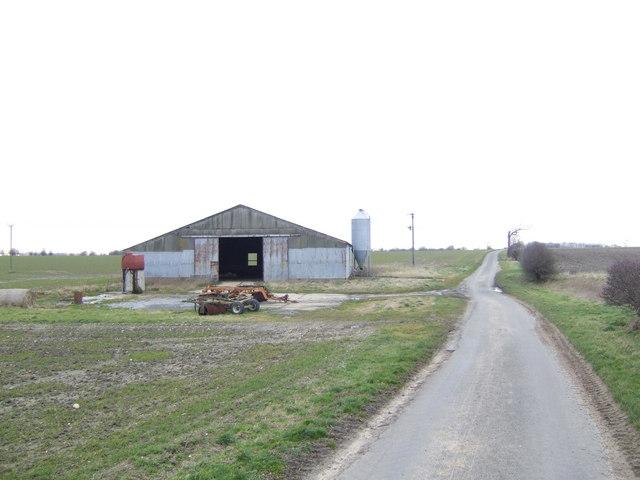 Barn on Gipsy Lane