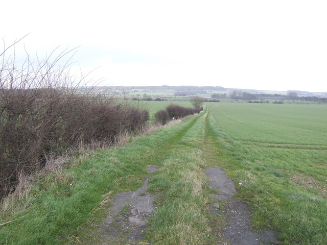 Track off the B1434