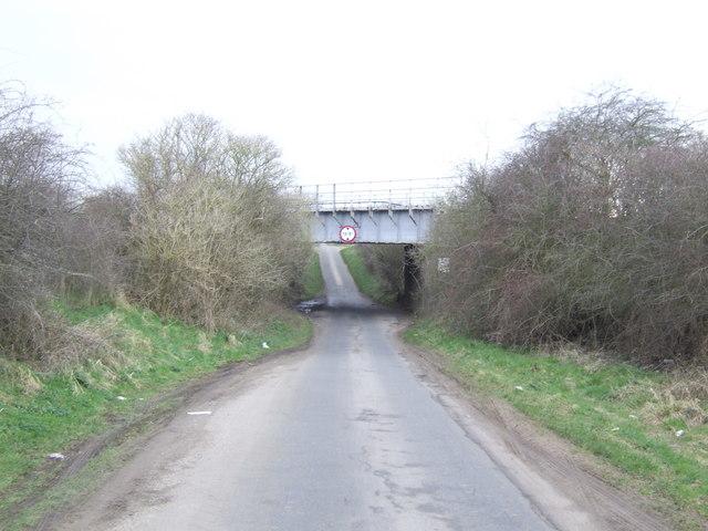 Manton Lane railway bridge