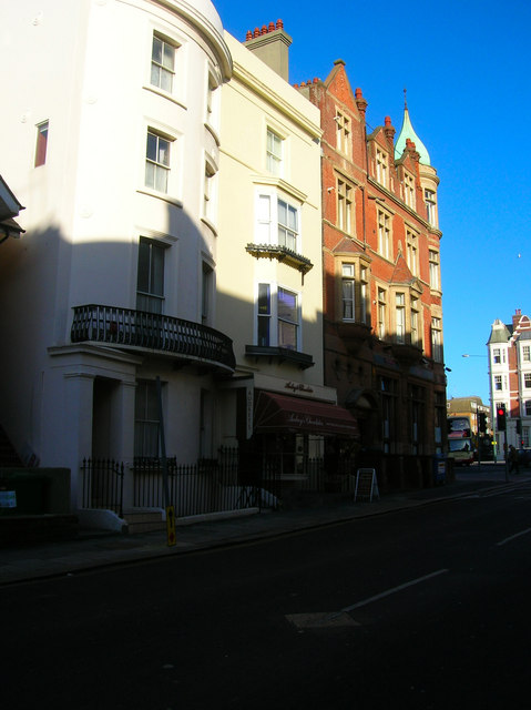 Audrey's Chocolates, Holland Road