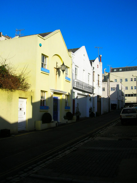 The Old Bake House, Holland Mews