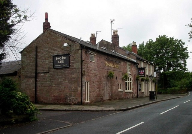 Bootle Arms, Melling