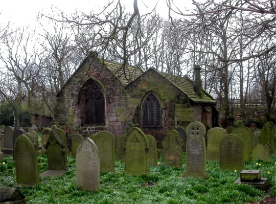 The Ancient Maghull Chapel