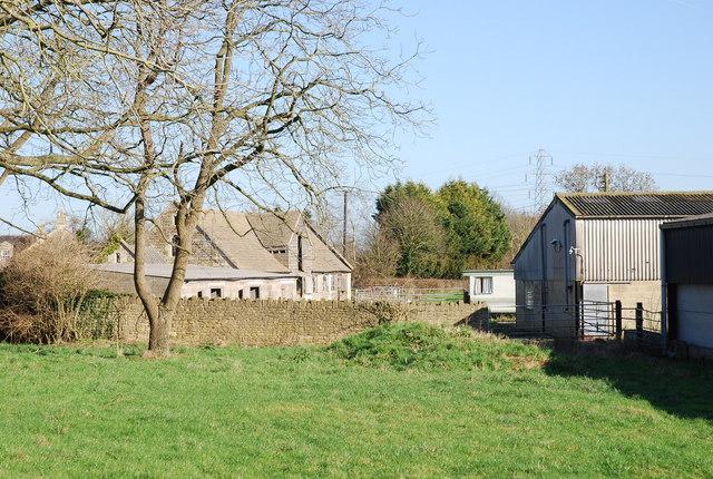 Farm Buildings near Bradford on Avon
