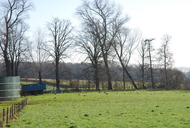Farmland near Bradford on Avon