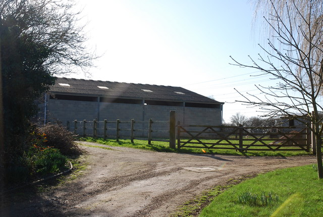 Barn on Priory Farm