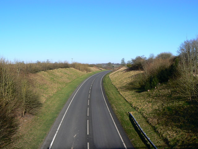 A346 Burbage by-pass, Wiltshire