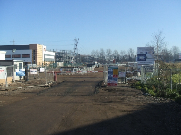 Building the West Midland Regional Control Centre