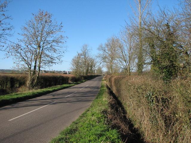Wincanton to Buckhorn Weston Road