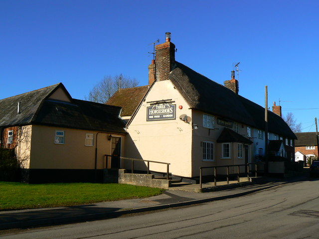 Three Horseshoes, Stibb Green, Burbage