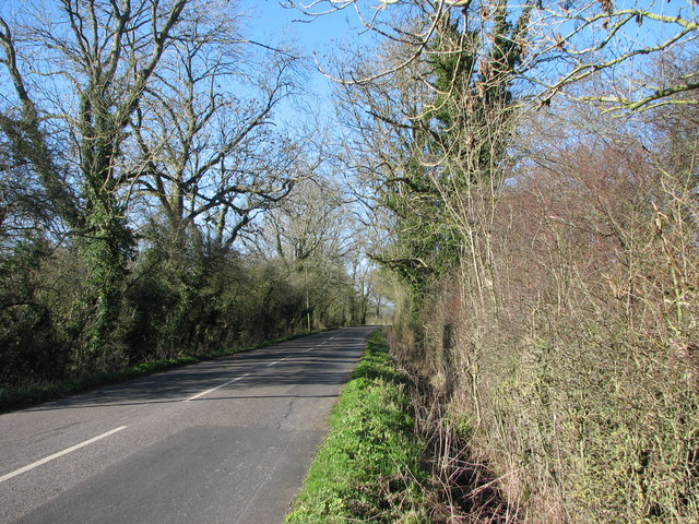 Wincanton to Buckhorn Weston Road