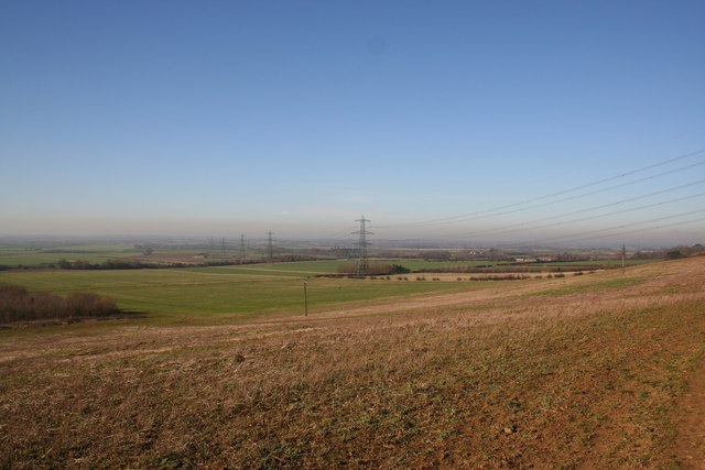 Trent Valley from the Viking Way