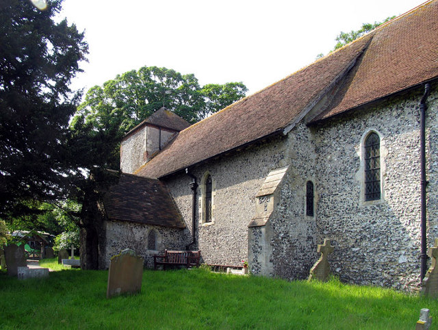 St Mary, Lydden, Kent