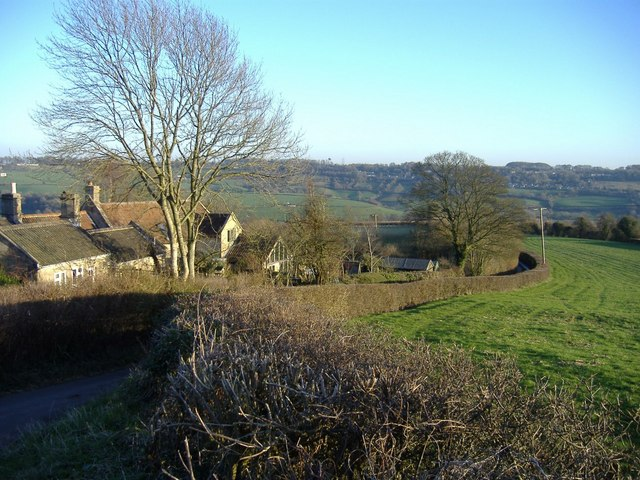 Downhill from Colerne