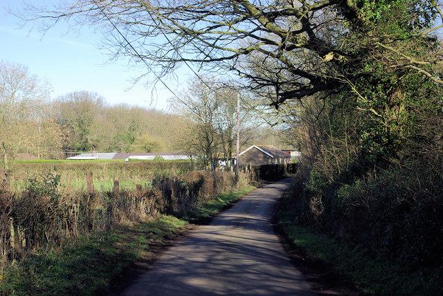 Leywood Road