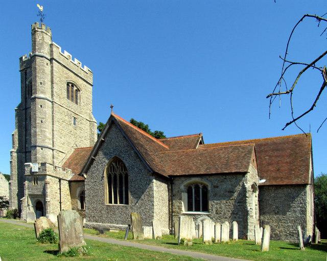 St Peter & St Paul, Charing, Kent