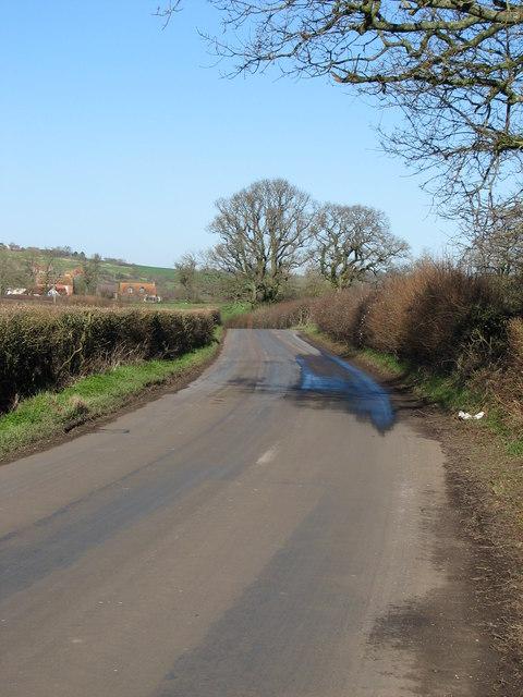 Buckhorn Weston to Kington Magna Road