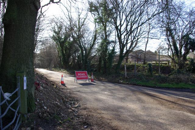Commority Road - Closed