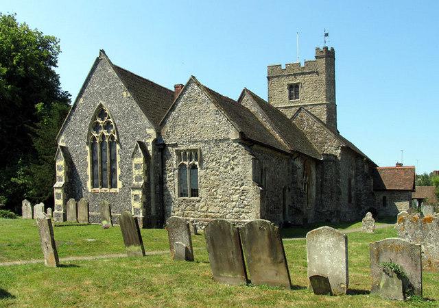 St Mary, Lenham, Kent
