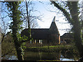 TQ7645 : Little Oast, Battle Road, Marden, Kent by Oast House Archive