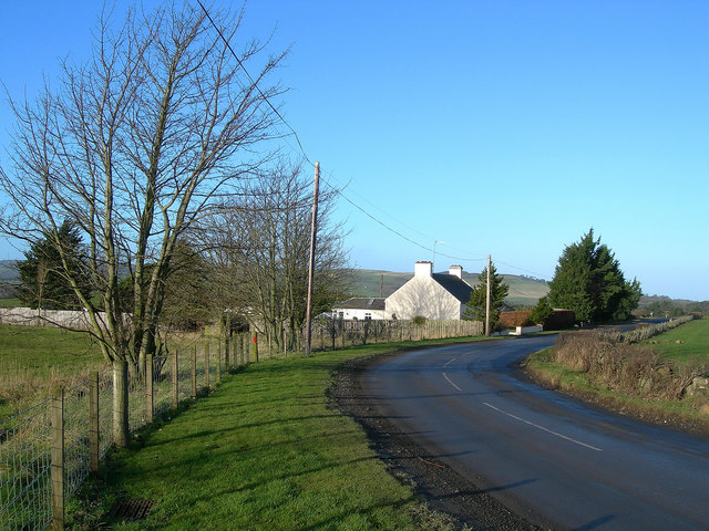 The Road to Carcluie Toll