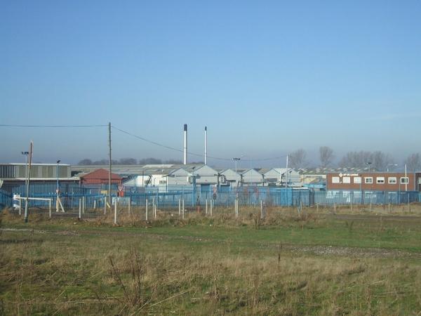 Aerospace factory