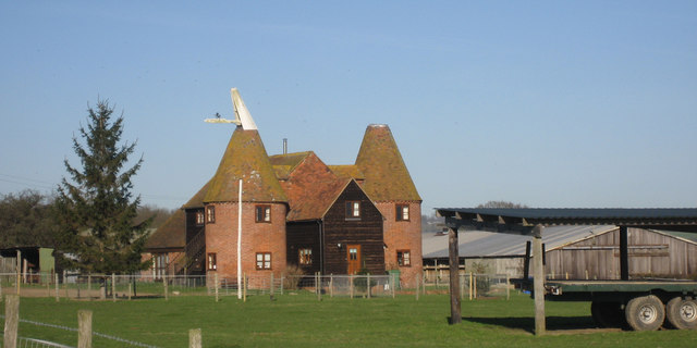 The Oast House, Horlands Farm, Summerhill Road, Marden, Kent