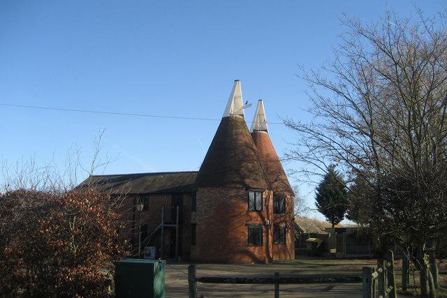 Brandon Oast, Staplehurst Road, Marden, Kent