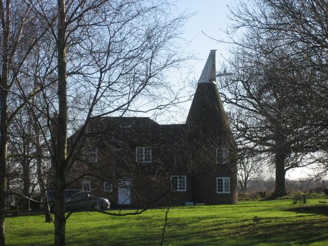 Westlands Oast, Summerhill Road, Marden, Kent
